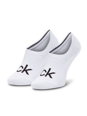 Calvin Klein Calvin Klein Чорапи терлик дамски 100001788 Бял
