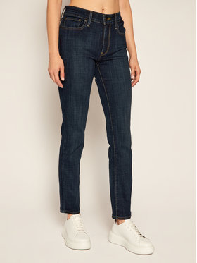 Levi's® Levi's® Slim fit džínsy 712™ 18884-0215 Tmavomodrá Slim Fit