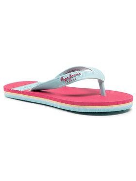 Pepe Jeans Pepe Jeans Джапанки Bay Beach Girl PGS70042 Син