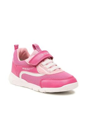 Geox Geox Sneakersy B Runner G. D B15H8D 014BC C8230 Różowy