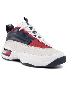 Tommy Jeans Tommy Jeans Сникърси The Skew Heritage Sneaker EN0EN00722 Бежов