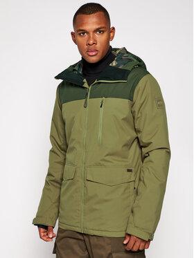 Billabong Billabong Snowboard kabát All Day U6JM29 BIF0 Zöld Regular Fit