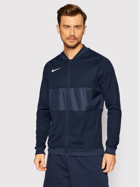 Nike Nike Bluză Strike 21 Anthem CW6525 Bleumarin Regular Fit