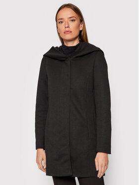 Vero Moda Vero Moda Płaszcz przejściowy Dona 10202688 Czarny Regular Fit