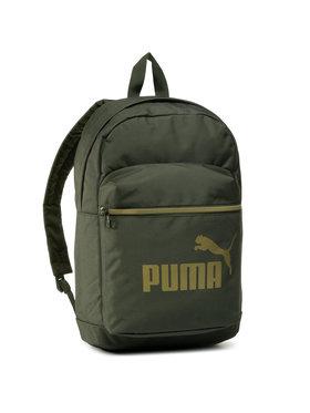Puma Puma Zaino Core Base College Bag 077374 03 Verde