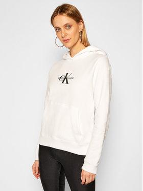 Calvin Klein Jeans Calvin Klein Jeans Μπλούζα J20J214803 Λευκό Regular Fit