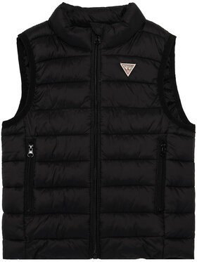 Guess Guess Gilet H93T01 WCAO0 Nero Regular Fit