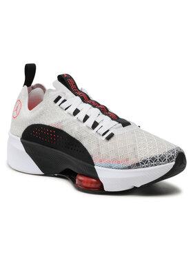 Nike Nike Topánky Jordan Air Zoom Renegade CJ5383 100 Sivá