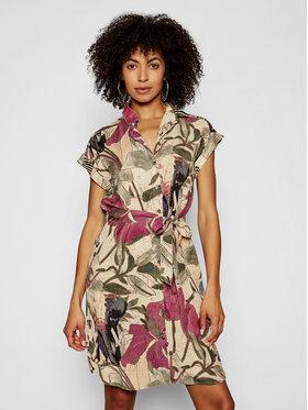 Desigual Desigual Marškinių tipo suknelė Etnican 21SWVN04 Spalvota Regular Fit