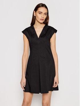 MAX&Co. MAX&Co. Ежедневна рокля Siviglia 72210921 Черен Regular Fit
