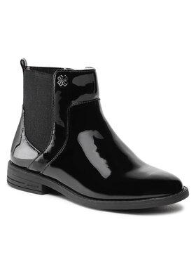 Mayoral Mayoral Kotníková obuv s elastickým prvkem 46227 Černá