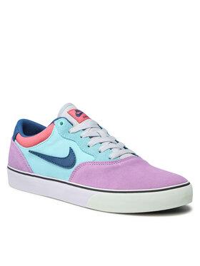 Nike Nike Buty Sb Chron2 DM3493 500 Fioletowy
