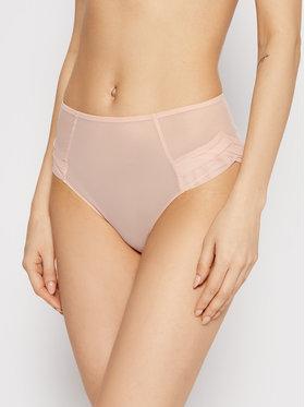 Chantal Thomass Chantal Thomass Klasické kalhotky s vysokým pasem Encen's Moi T00440 Růžová