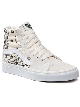 Vans Vans Sneakersy Sk8-Hi VN0A32QG42S1M Beżowy