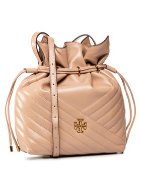 Tory Burch Tory Burch Sac à main Kira Chevron Bucket 64432 Beige