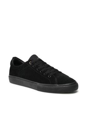 Emerica Emerica Sneakers aus Stoff Omen Lo 6101000139 Schwarz