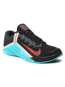 Nike Nike Boty Metcon 6 CK9388 070 Černá