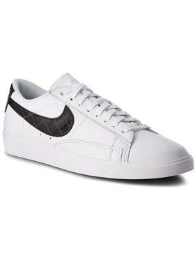 Nike Nike Chaussures Blazer Low BQ0033 100 Blanc