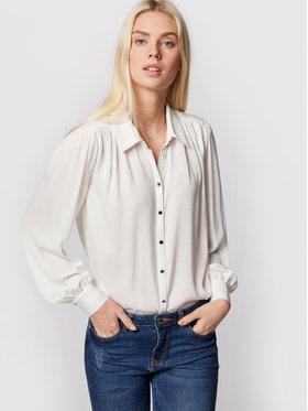 Morgan Morgan Koszula 211-CHALALA Biały Regular Fit