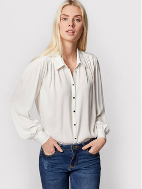 Morgan Morgan Marškiniai 211-CHALALA Balta Regular Fit