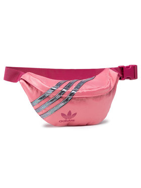 adidas adidas Чанта за кръст Waistbag Nylon GN2114 Розов