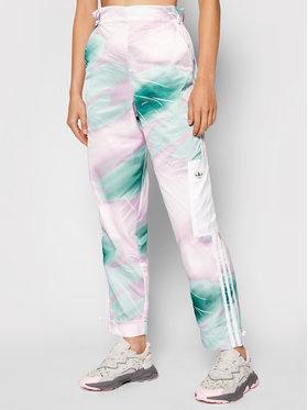 adidas adidas Spodnie dresowe GN3266 Kolorowy Regular Fit