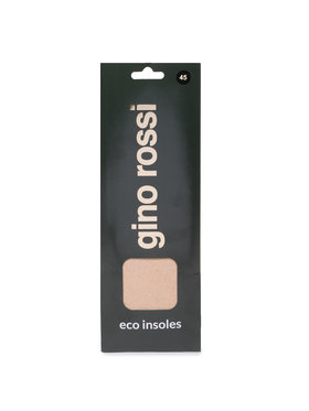 Gino Rossi Gino Rossi Πάτοι Eco Insoles 325-8 r. 45 Μπεζ