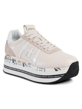 Premiata Premiata Sneakersy Beth 4841 Beżowy