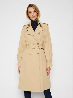 Guess Guess Tenchcoat Peggy W1RL00 WDO40 Beige Regular Fit