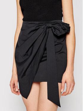 TwinSet TwinSet Mini sukňa 211MT2263 Čierna Regular Fit