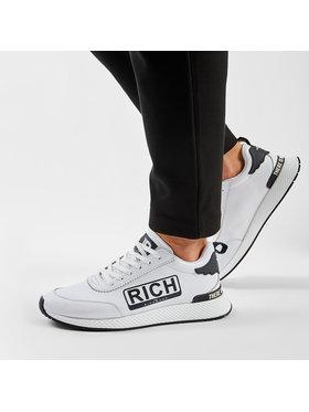 John Richmond John Richmond Sneakersy 3191/CP A Biela