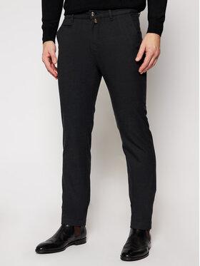Pierre Cardin Pierre Cardin Pantaloni din material 33747/000/4792 Negru Modern Fit