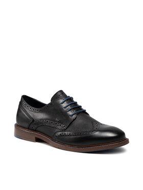 Wojas Wojas Chaussures basses 9072-51 Noir