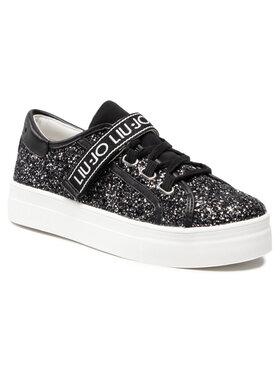 Liu Jo Liu Jo Sneakers Alicia 26 4A1701 TX007 D Negru
