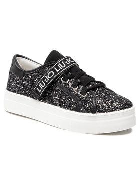 Liu Jo Liu Jo Sneakersy Alicia 26 4A1701 TX007 D Černá