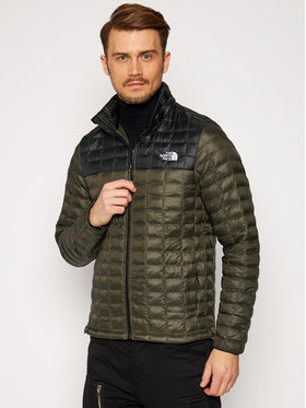 The North Face The North Face Vatovaná bunda Thermoball™ Eco NF0A3Y3NTZ11 Zelená Regular Fit