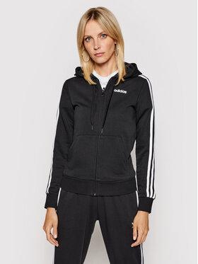 adidas adidas Sweatshirt Essentials 3-Stripes DP2419 Schwarz Regular Fit