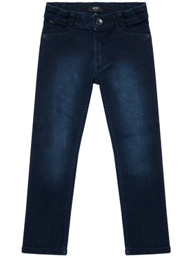 Boss Boss Jeans J24710 S Blu scuro Slim Fit
