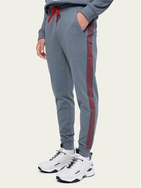 Hugo Hugo Spodnie dresowe Daky203 50432341 Szary Regular Fit
