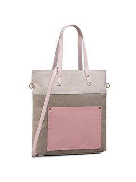 Pepe Jeans Pepe Jeans Borsa Shopping Pjl Diana 7087621 Beige