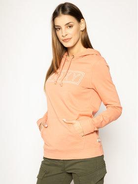 Roxy Roxy Sweatshirt ERJFT04179 Orange Regular Fit