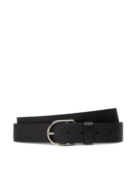 Calvin Klein Jeans Calvin Klein Jeans Ζώνη Ανδρική Classic Round D-Ring 35mm K50K507175 Μαύρο