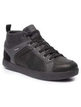 Geox Geox Auliniai batai U Taiki B Abx A U941UA 00043 C9999 Juoda