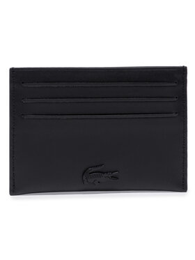 Lacoste Lacoste Pouzdro na kreditní karty Cc Holder NH3472DD Černá