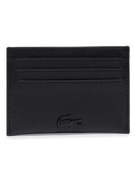 Lacoste Lacoste Puzdro na kreditné karty Cc Holder NH3472DD Čierna