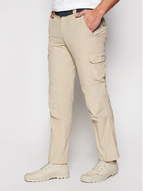 Columbia Columbia Pantaloni outdoor Silver Ridge II 1794901 Bej Regular Fit