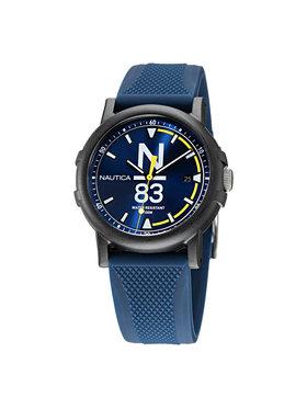 Nautica Nautica Laikrodis N83 Es Pujols NAPEPS101 Tamsiai mėlyna