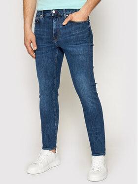Tommy Hilfiger Tommy Hilfiger Jeans Layton MW0MW18400 Blu scuro Extra Slim Fit