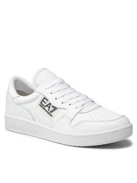 EA7 Emporio Armani EA7 Emporio Armani Sneakers X8X086 XK221 Q233 Bianco