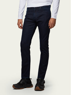 Boss Boss Jean Slim fit Delaware BC-C ROYAL 50389671 Bleu marine Slim Fit